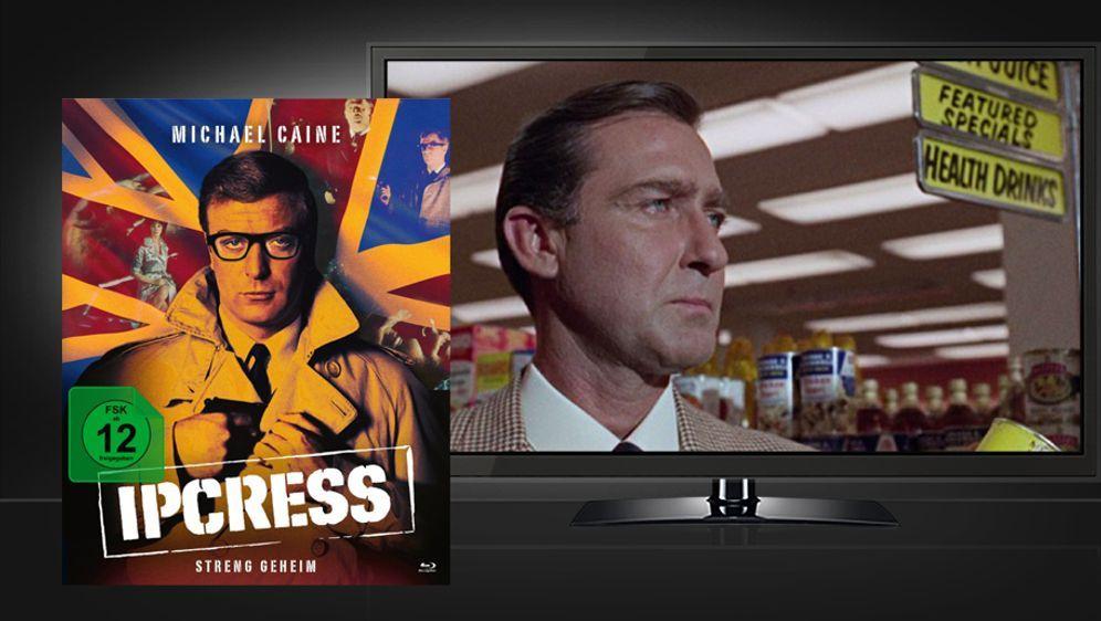 Ipcress - Streng geheim (Mediabook mit Blu-ray+DVD) - Bildquelle: koch films