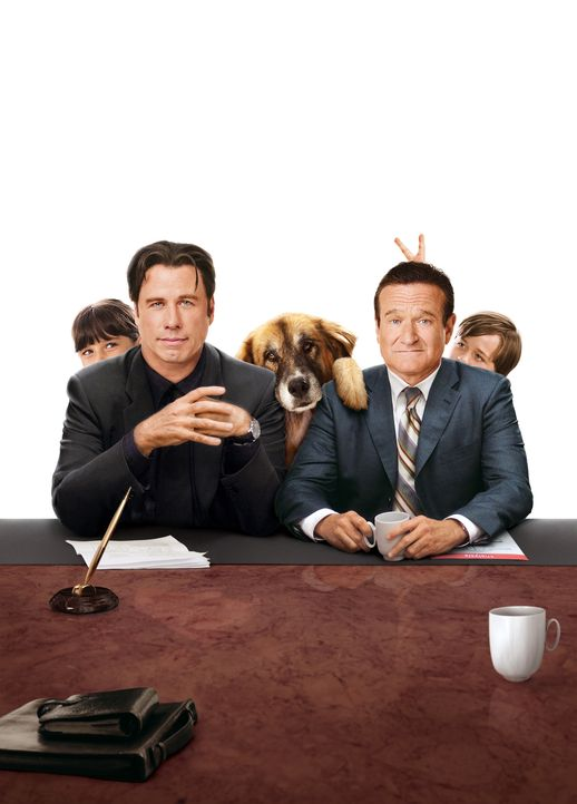 Old Dogs - Artwork - Bildquelle: Walt Disney Pictures.  All rights reserved