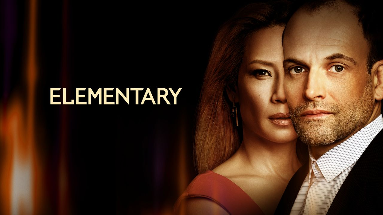 (7. Staffel) ELEMENTARY - Artwork - Bildquelle: 2018 CBS Broadcasting, Inc. All Rights Reserved