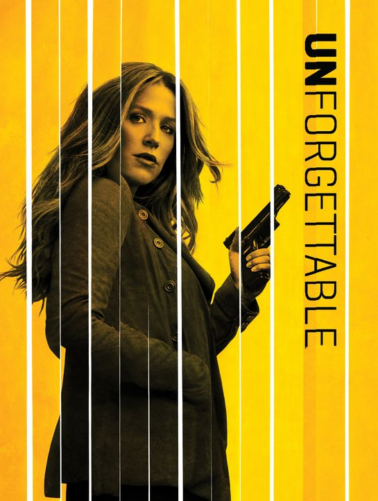 Unforgettable - Artwork - Bildquelle: 2015 Sony Pictures Television Inc. All Rights Reserved.