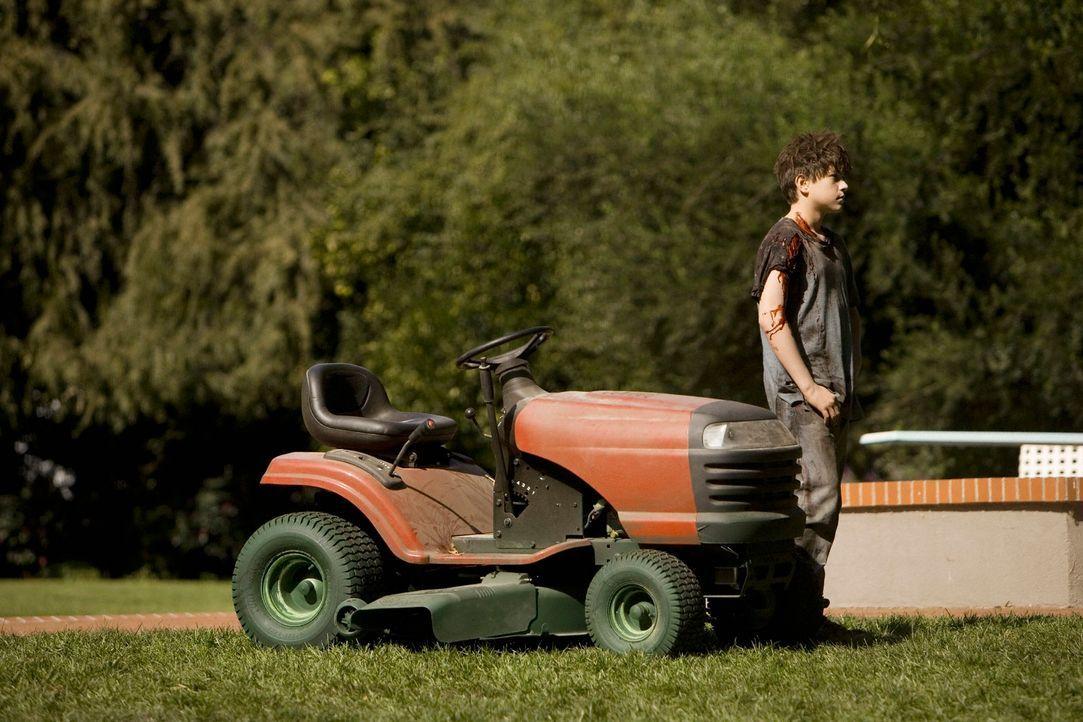 Der Geist von Josh Bancroft (Wyatt Smith) findet keine Ruhe ... - Bildquelle: ABC Studios