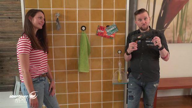 Abenteuer Leben - Abenteuer Leben - Mittwoch: Klebepistole Statt Bohrmaschine