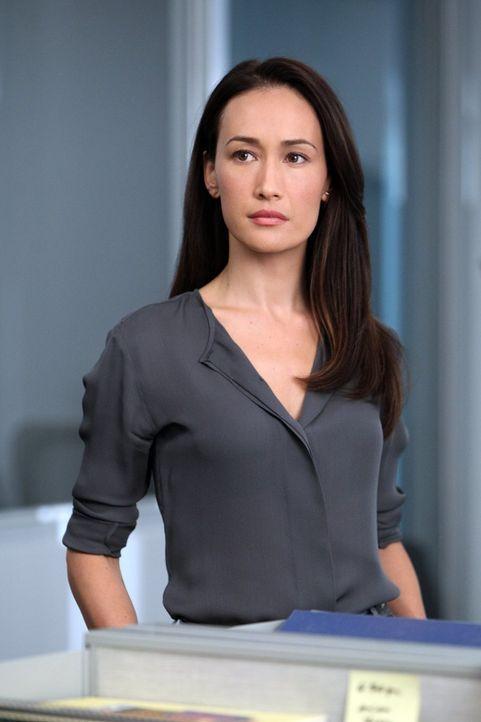 Ein neuer komplizierter Fall wartet auf Beth (Maggie Q) und ihre Team ... - Bildquelle: Warner Bros. Entertainment, Inc.