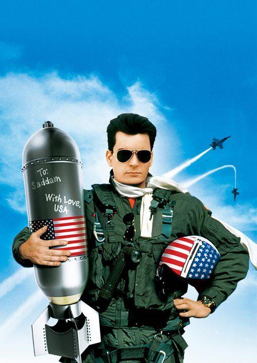 """""""HOT SHOTS! DIE MUTTER ALLER FILME"""" - Artwork - Bildquelle: The 20th Century Fox Film Corporation"""