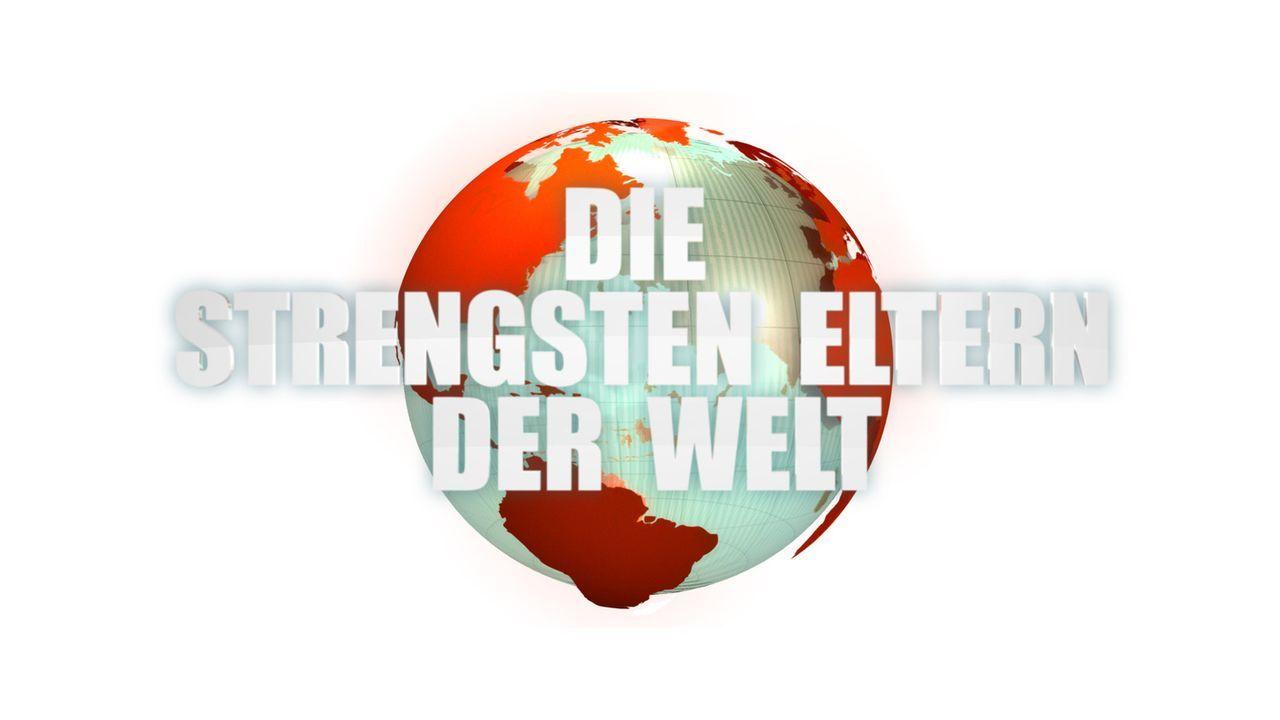 """""""Die strengsten Eltern der Welt"""" - Logo - Bildquelle: kabel eins"""