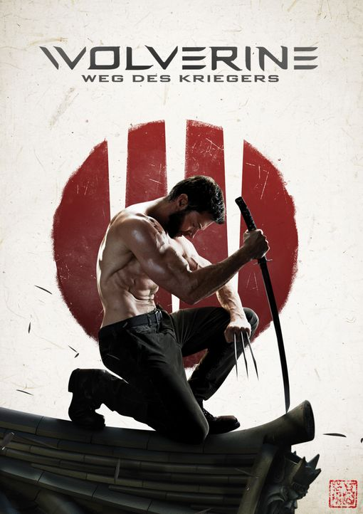 WOLVERINE: WEG DES KRIEGERS - Artwork - Bildquelle: 2013 Twentieth Century Fox Film Corporation. All rights reserved.