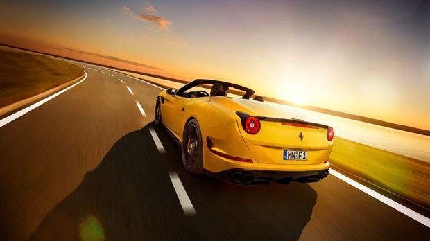 Novitec Ferrari California T (1)