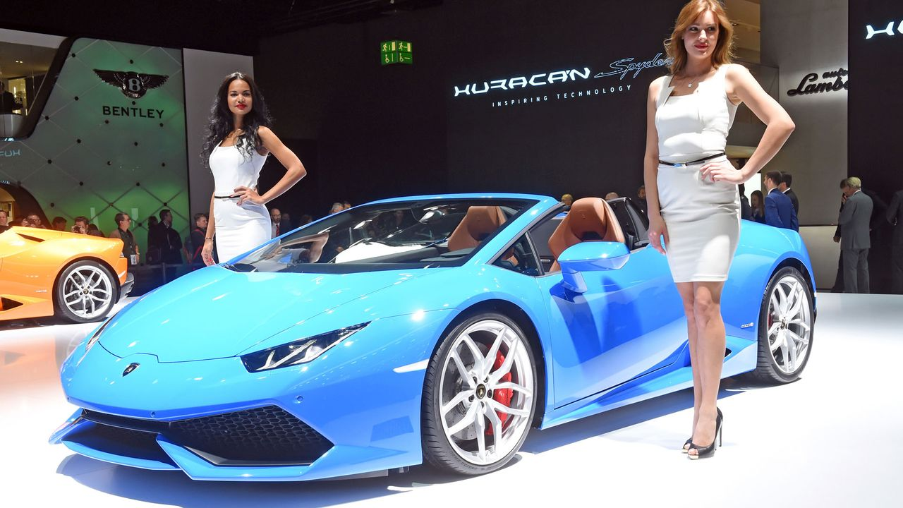 Lamborghini_Huracan_Spyder_2 - Bildquelle: dpa