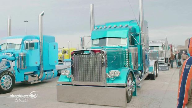 Abenteuer Leben - Abenteuer Leben - Noch Mehr Starke Truckerinnen