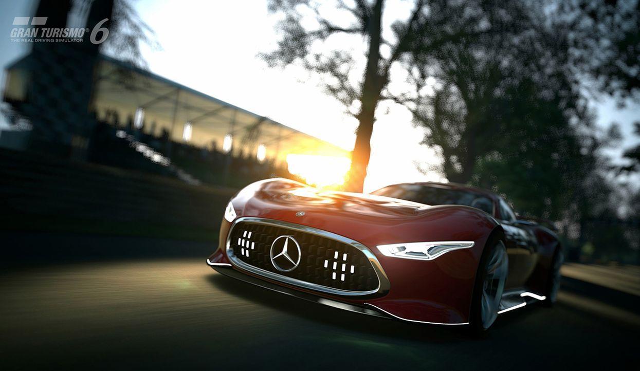 Mercedes-Benz AMG Vision Gran Turismo (1)