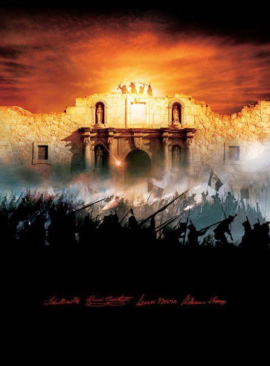 Alamo - Der Traum, das Schicksal, die Legende ... - Bildquelle: Disney - ABC International Television