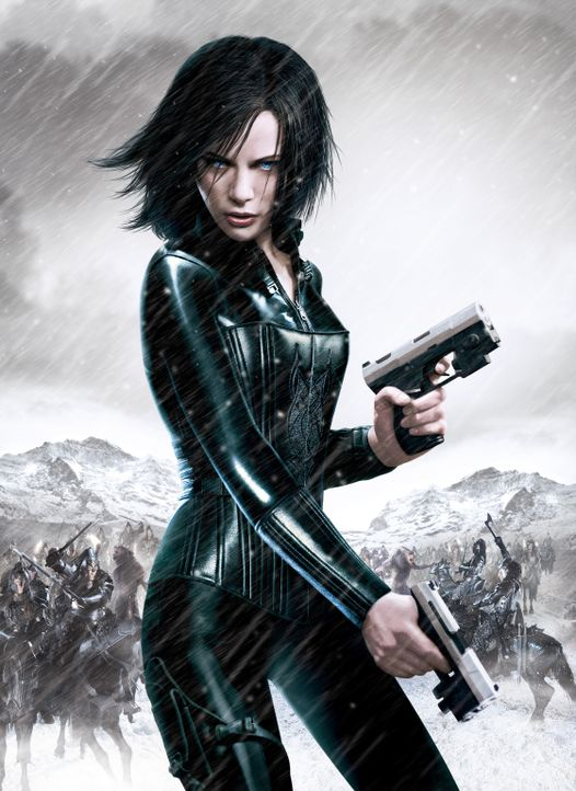 """Underworld: Evolution"" mit Kate Beckinsale - Bildquelle: Sony Pictures Television International. All Rights Reserved."