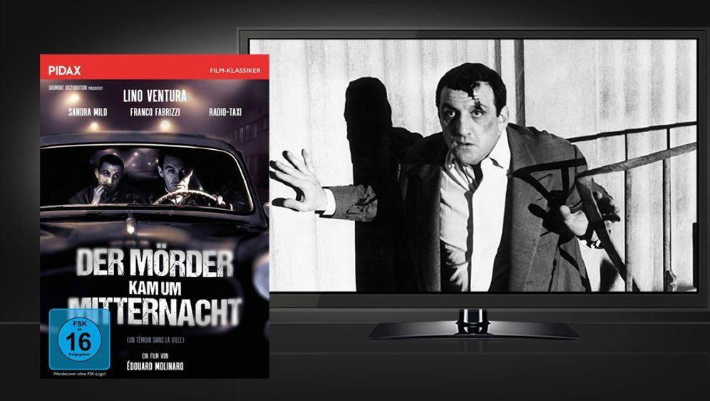 Der Mörder kam um Mitternacht (DVD)