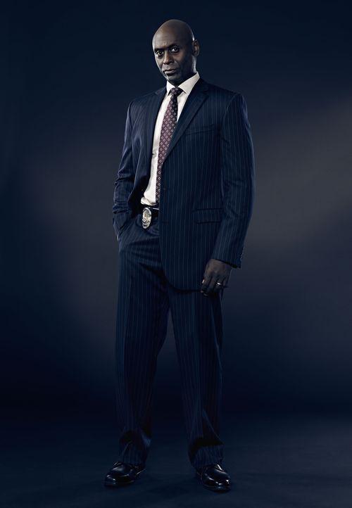Irvin Irving (Lance Reddick) - Bildquelle: Amazon.com, Inc. and Fabrik Entertainment, Inc.