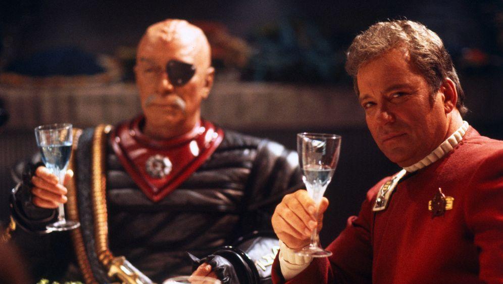 Star Trek VI - Das unentdeckte Land - Bildquelle: Paramount Pictures