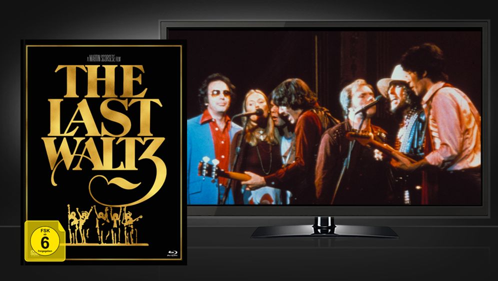 The Last Waltz (Mediabook Blu-ray+DVD) - Bildquelle: justbridge entertainment GmbH