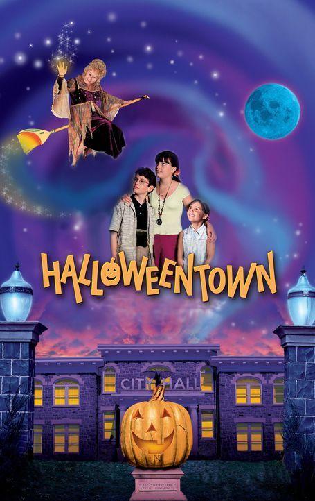 HALLOWEENTOWN - MEINE OMA IST 'NE HEXE - Plakatmotiv - Bildquelle: Disney