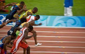 Alle Leichtathleten streben nach einer Teilnahme bei den Olympischen Spielen.