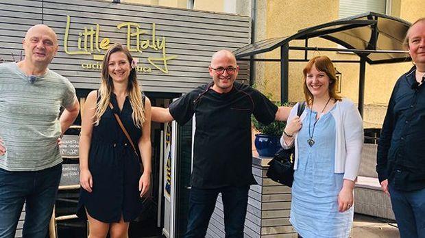 Mein Lokal, Dein Lokal - Mein Lokal, Dein Lokal - Frische Kleine Küche Im Little Italy