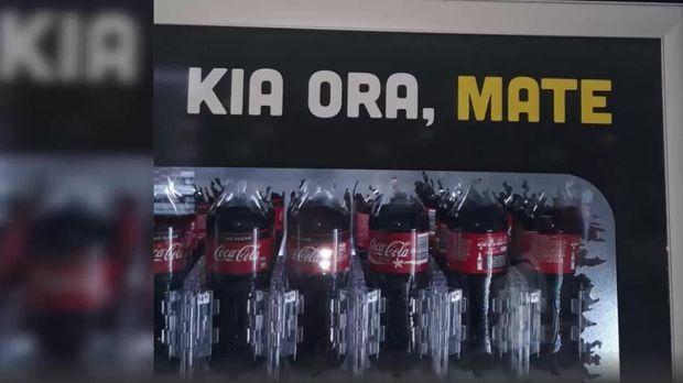 Coca Cola Werbespruch