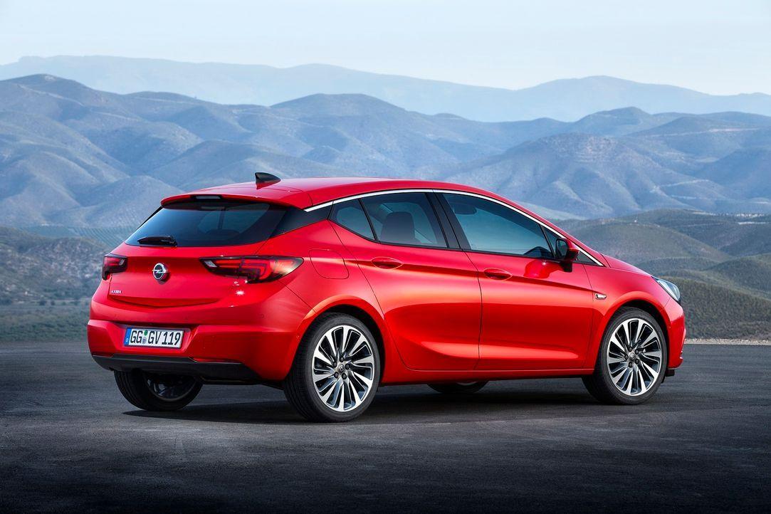 Opel-Astra-296222_small - Bildquelle: GM Company