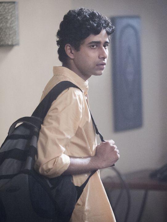 Carrie versucht alles, um Aayan (Suraj Sharma) für sich zu gewinnen und ihn als Köder zu benutzen, um an Haqqani heranzukommen. Doch setzt sie dabei... - Bildquelle: 2014 Twentieth Century Fox Film Corporation
