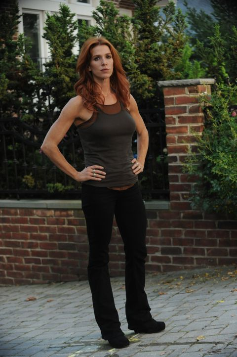 Kämpft gegen das Verbrechen: Detective Carrie Wells (Poppy Montgomery) ... - Bildquelle: 2011 CBS Broadcasting Inc. All Rights Reserved.