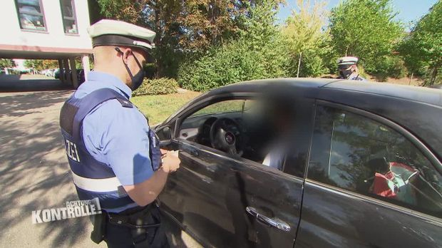 Achtung Kontrolle - Achtung Kontrolle! - Thema U.a.: Kind Ohne Gurt - Verkehrskontrolle Polizei Landau
