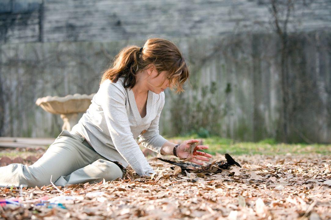 Als sich die Déjà-vu-Vorfälle häufen, erkennt Linda (Sandra Bullock), dass ihre alptraumhaften Erlebnisse offenbar nur die Visionen von Ereignissen... - Bildquelle: KINOWELT FILMVERLEIH GMBH