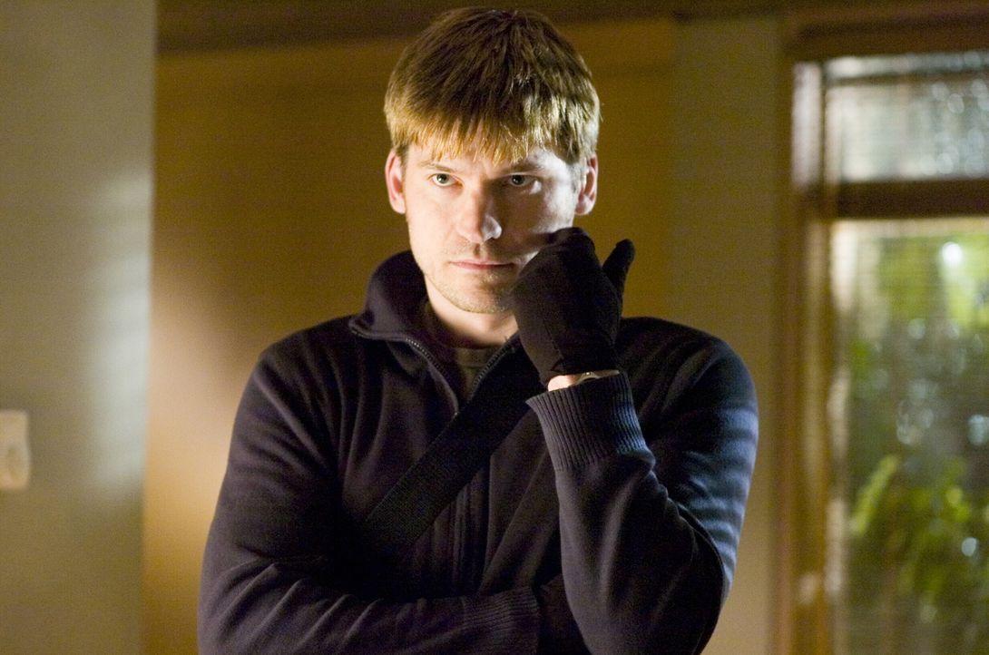 Steht dem kriminellen Bill Cox bei seinem Plan mit Jack Stanfield zur Seite: Liam (Nikolaj Waldau) ... - Bildquelle: Warner Bros. Pictures