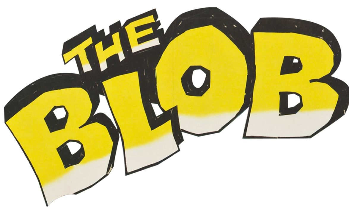 The Blob - Logo - Bildquelle: 1958, renewed 1986 Jack H. Harris. All Rights Reserved.