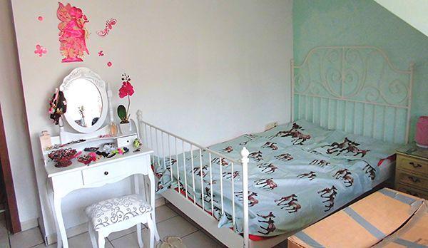 Sabines Schlafzimmer