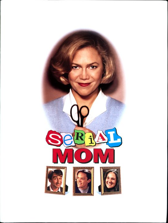 Serial Mom - Artwork - Bildquelle: 1994 Savoy Pictures. All Rights Reserved.