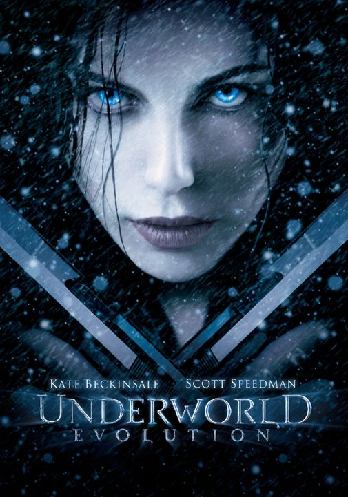 Underworld: Evolution - Plakatmotiv - Bildquelle: Sony Pictures Television International. All Rights Reserved.