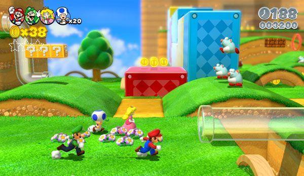 Super Mario - Bildquelle: dpa