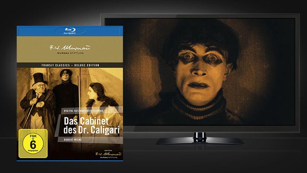 Das Cabinet des Dr. Caligari - Bildquelle: Universum Film / Transit