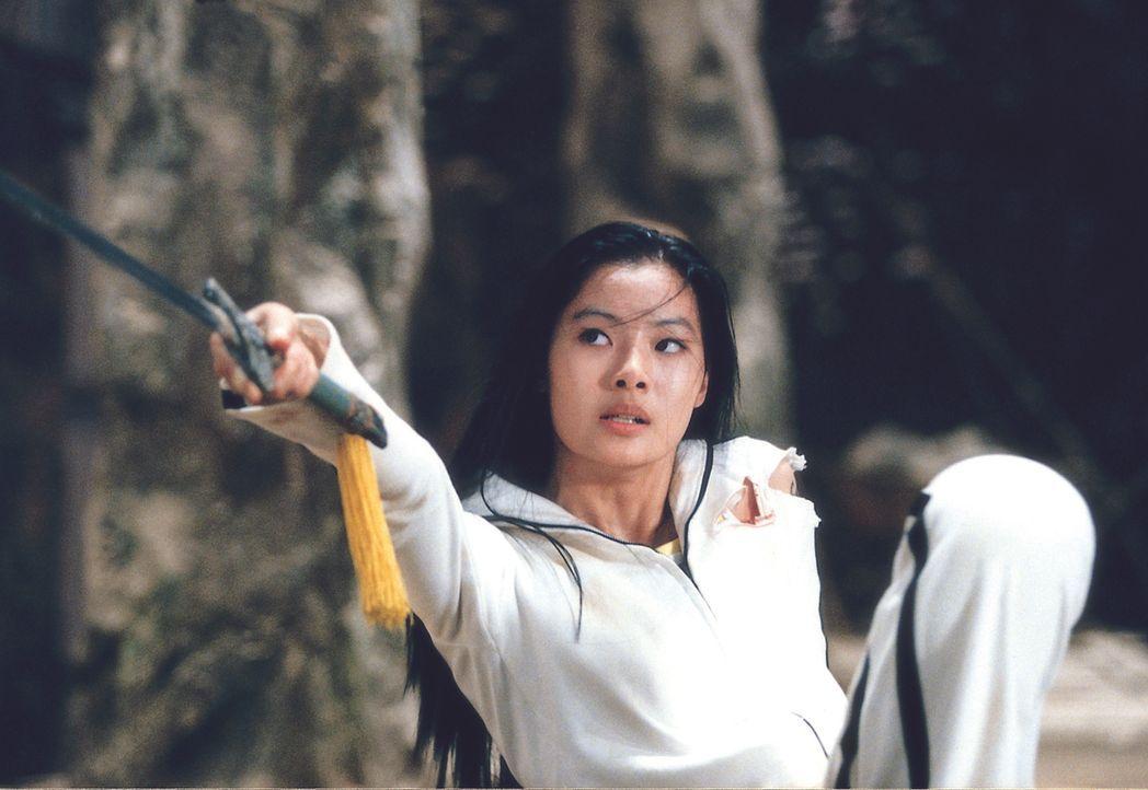 Die Chi-begabte Wi-jin (So-yi Yoon) steht dem jungen Heißsporn Sang-hwan bei, damit er den Schlüssel des Chi gegen das Böse verteidigen kann ... - Bildquelle: Splendid