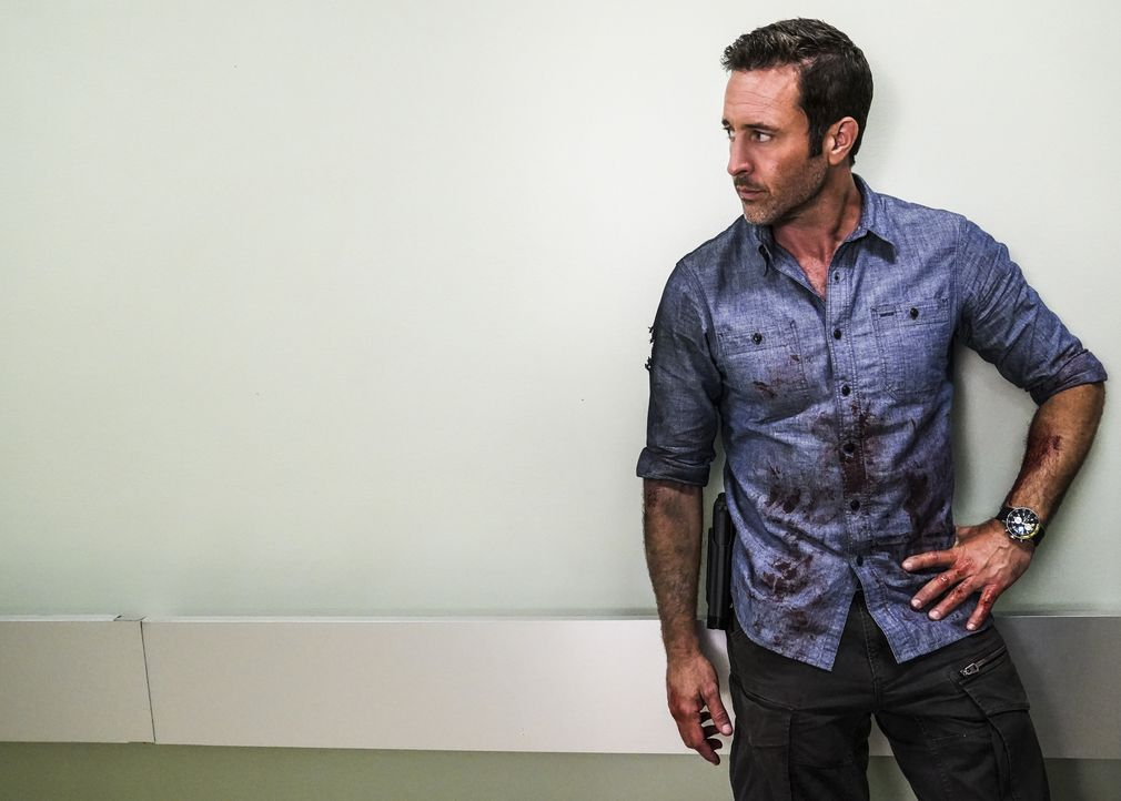 Steve McGarrett (Alex O'Loughlin) - Bildquelle: Karen Neal 2020 CBS Broadcasting, Inc. All Rights Reserved / Karen Neal