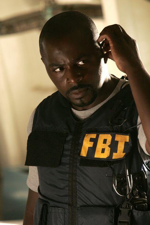Kann er Colby noch vertrauen?: David (Alimi Ballard) ... - Bildquelle: Paramount Network Television
