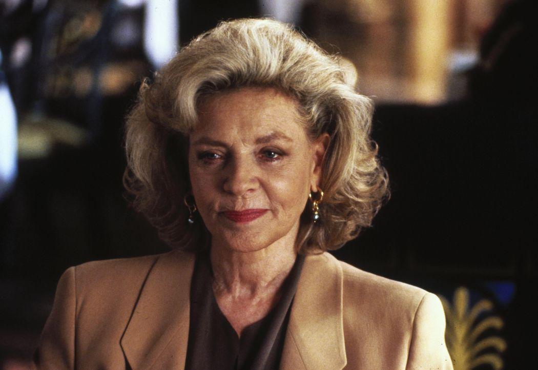 """Marcia Sindell (Lauren Bacall) ist die Agentin des Bestsellerautors Paul Sheldon. Sie warnt ihn davor, seine beliebten """"Misery-Romane"""" aufzugeben, a... - Bildquelle: Castle Rock Entertainment"""