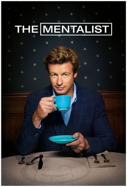 (5. Staffel) - The Mentalist: Patrick Jane (Simon Baker) ... - Bildquelle: Warner Bros. Television