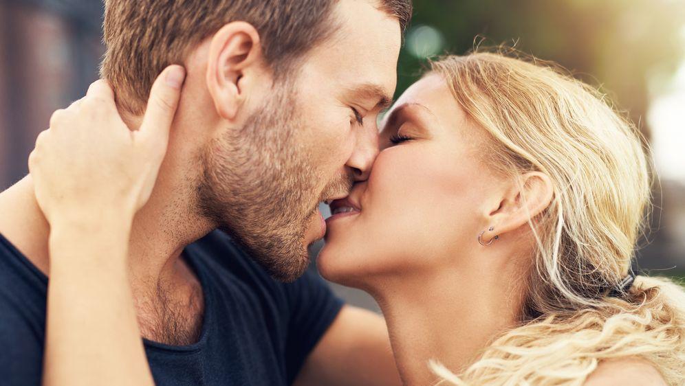 Beim ersten Kuss Dating