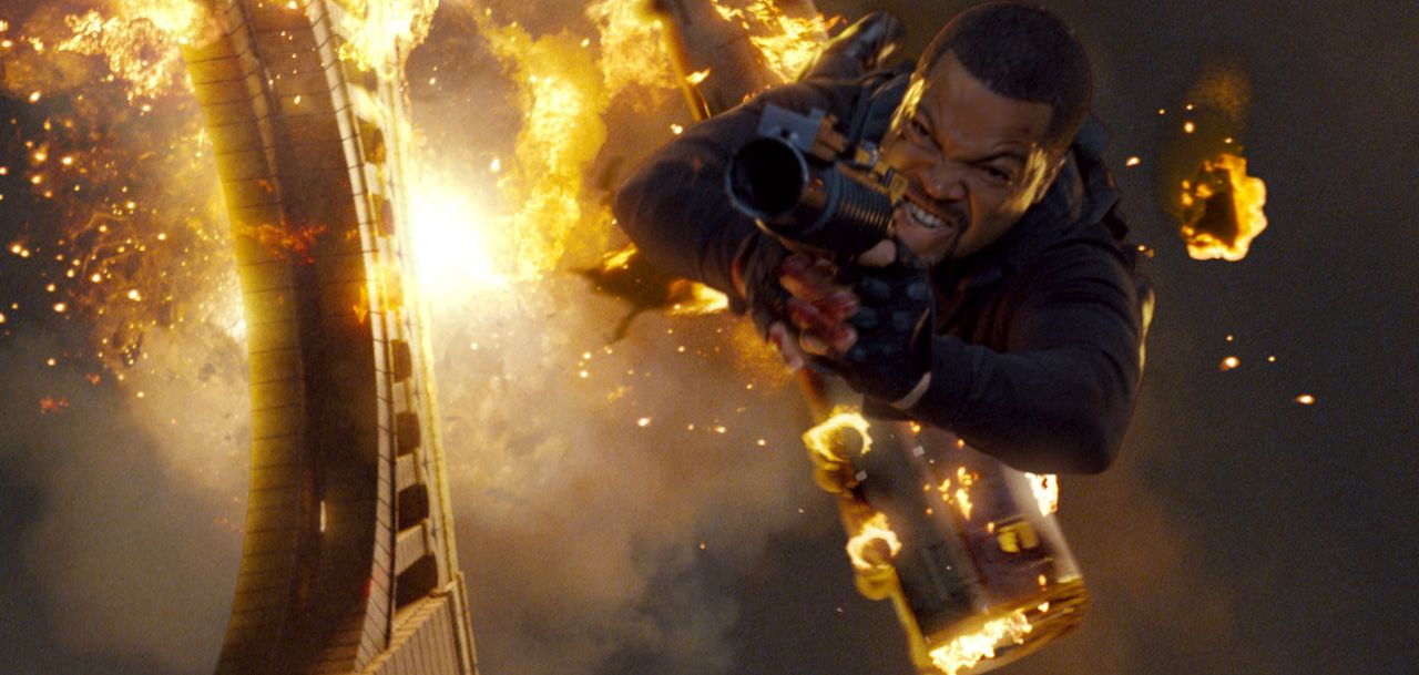 Explosive Verbrecherbekämpfung: xXx Agent Darius Stone (Ice Cube) ... - Bildquelle: 2005 Revolution Studios Distribution Company, LLC. All Rights Reserved.