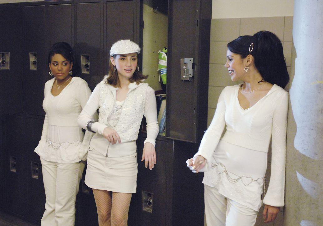 Für Jamie (Kay Panabaker, M.) beginnt ein völlig neues Leben ... - Bildquelle: Buena Vista International Television