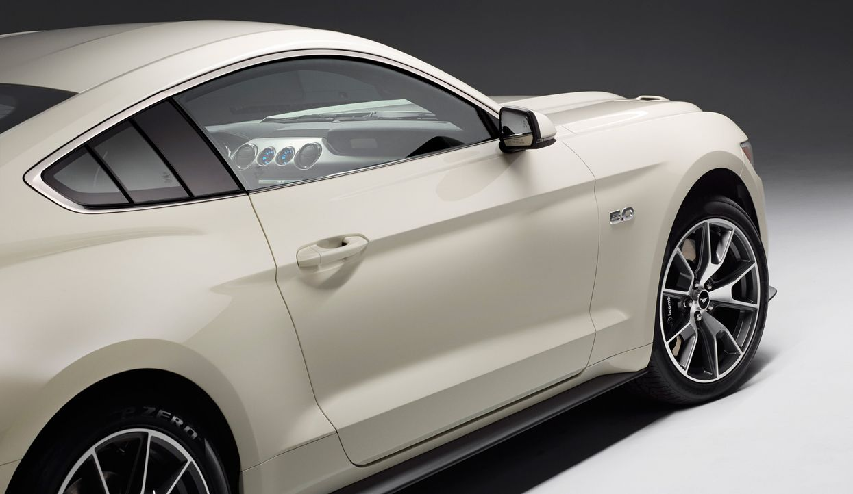 Mustang 50th Edition (15)