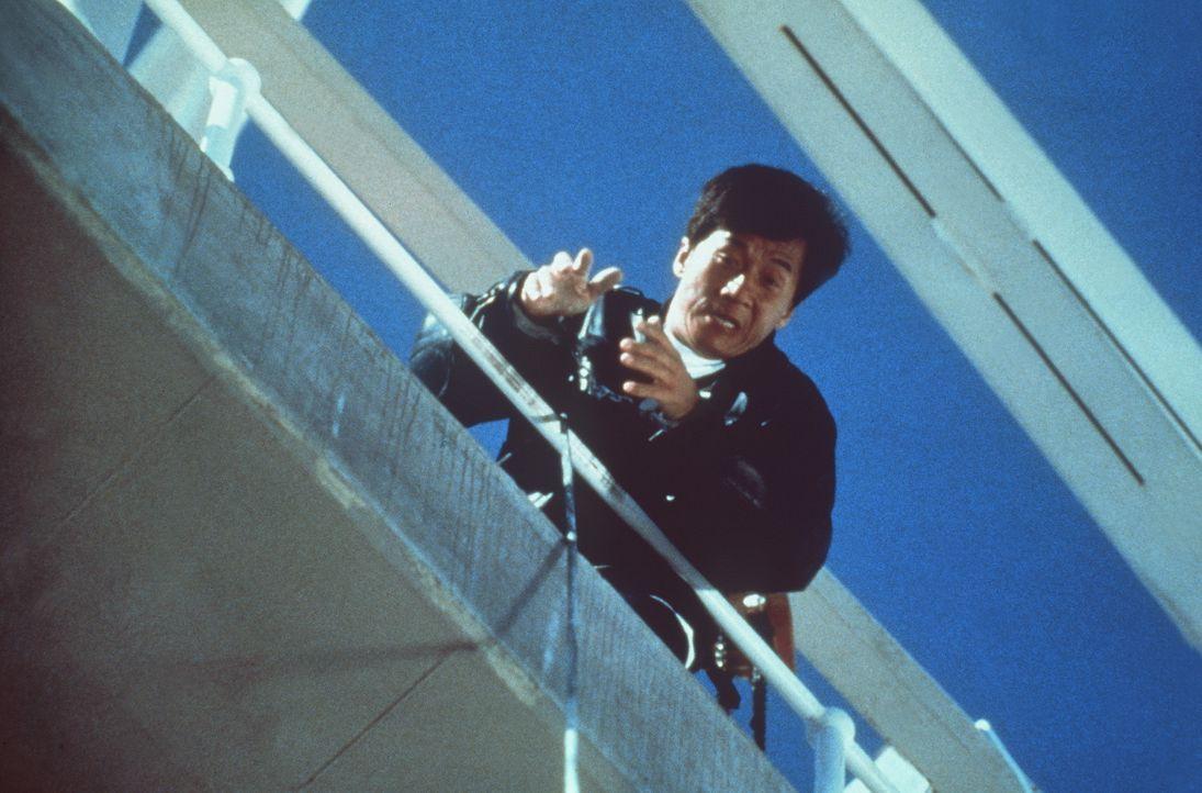 Auf der Suche nach seiner Identität: Whoami (Jackie Chan) ... - Bildquelle: Columbia TriStar Film