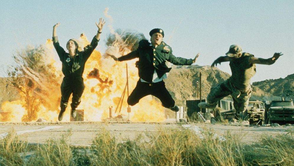 Dolph Lundgren: The Last Warrior - Bildquelle: Artisan Entertainment