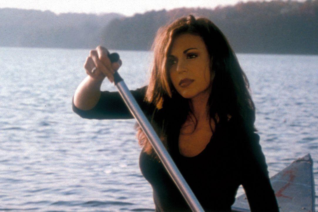 Kann Marcy (Cerina Vincent) dem sicheren Tod entgehen? - Bildquelle: Tiberius Film