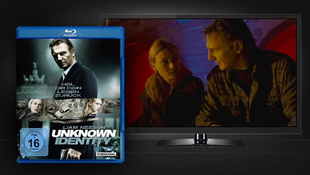 Unknown Identity (Blu-ray Disc) - Bildquelle: Studio Canal