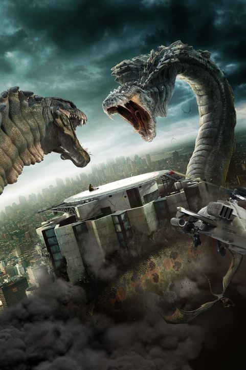 """Dragon Wars"" - Artwork - Bildquelle: Sony 2007 CPT Holdings, Inc.  All Rights Reserved"